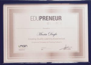 Edupreneur Award
