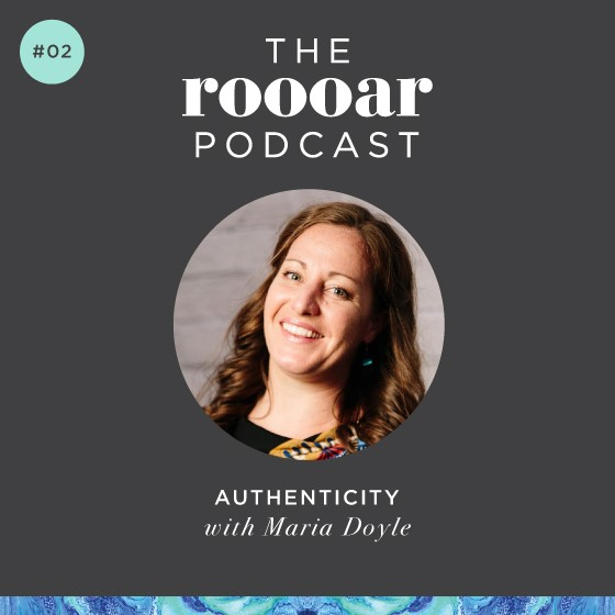 Roooar Podcast Maria Doyle