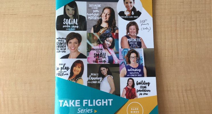 Take Flight Series 2016