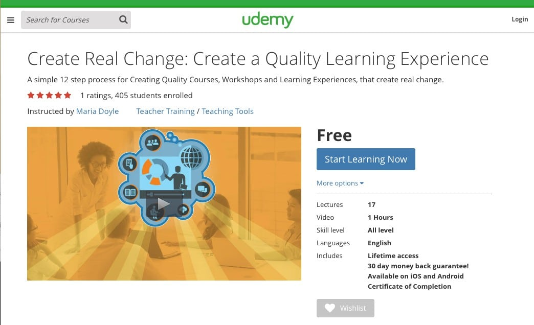 How does Udemy stack up? - Maria Doyle