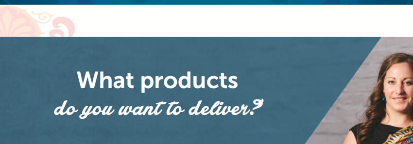 What educational product or service should you be delivering?