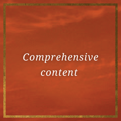 2.Comprehensivecontent