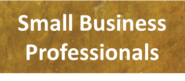 Small Business Professionals button