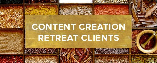 Content Creation Button - Gold