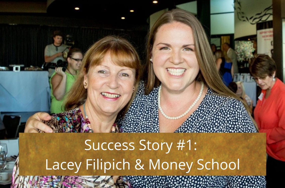 Success Story - Lacey Filipich
