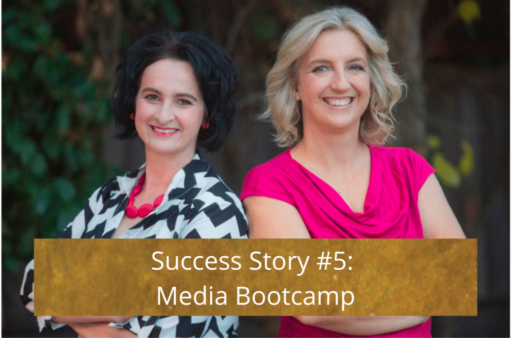 Success Story - Media Bootcamp