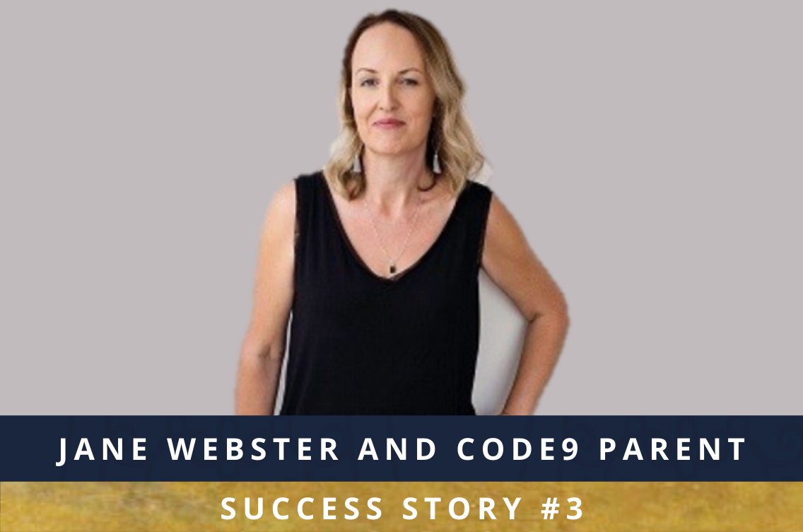 Success Story - Jane Webster