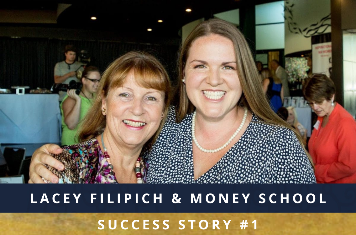 Success Story - Lacy Filipich